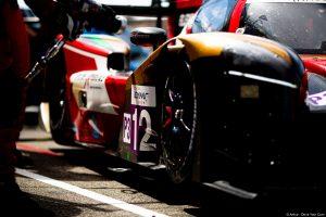 LMP3 Racing Experience pitstop
